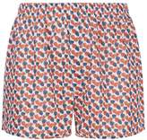 Sunspel Petal Print Boxer Shorts