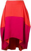 Antonio Berardi draped skirt - women - Acetate/Rayon - 42