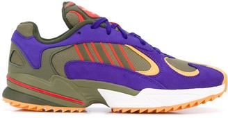 adidas Yung-1 panelled sneakers