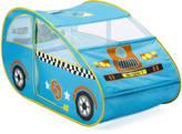 Little Ella James Racing Car Play Tent