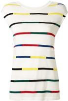 Coohem knitted sleeveless jumper