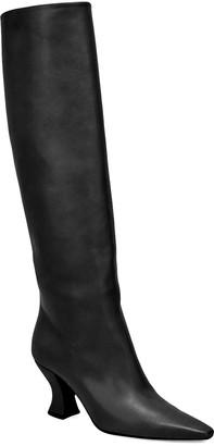 Bottega Veneta Cloud Calf Leather Tall Boots