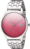 Lacoste Women's 'Nikita' Quartz Stainless Steel Casual Watch