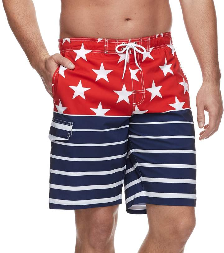061fb40067f82 Men's Big & Tall Swim Trunks - ShopStyle