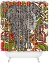 Bed Bath & Beyond Valentina Ramos Bo The Elephant Shower Curtain