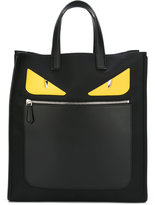 Fendi Bag Bugs shopper tote - men - Leather/Polyester - One Size