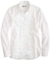 Thomas Mason for J.Crew tuxedo shirt