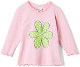 Flap Happy Pink Parisian Paisley Tee - Infant