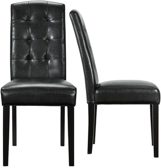 Modway Perdure Parsons Dining Chairs Set