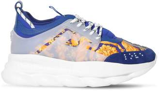 Versace Chain Reaction Heritage Baroque Sneakers