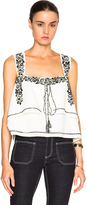 Suno FWRD Exclusive Embroidered Tank
