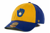'47 Milwaukee Brewers Franchise Cap