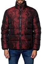 Jared Lang Geneva Camo Down Puffer Jacket