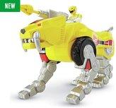 Imaginext Yellow Ranger and Sabertooth Zord