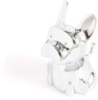 Umbra Zoola Frenchie Metal Ring Holder Silver 1 Size