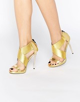 Asos HOT TO TROTT Heeled Sandals