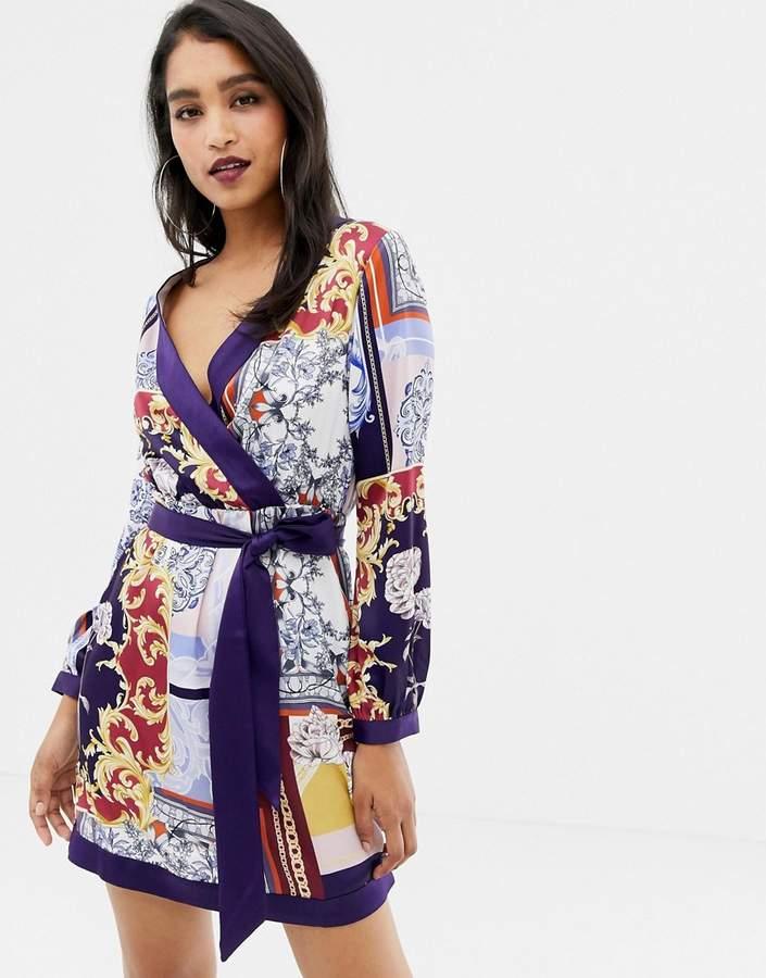 6fa6a1ff8323 Lipsy Satin Dress - ShopStyle UK