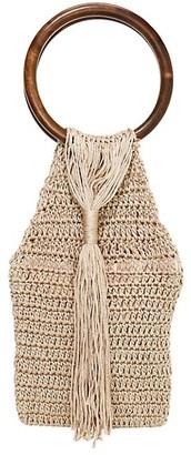 All Things Mochi Kai Crochet Top Handle Bag