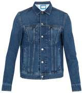 Acne Studios Blå Konst Pass denim jacket