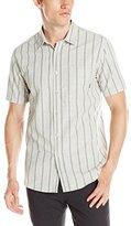 Billabong Men's Flecks Short Sleeve Woven Shirt