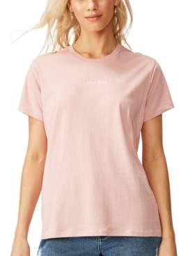 Cotton On Classic Slogan T-Shirt