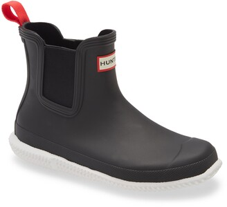 Hunter Original Waterproof Chelsea Rain Boot
