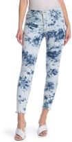 Black Orchid Noah Ankle Fray Skinny Jeans