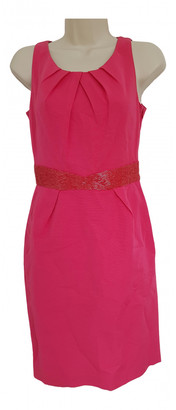 LK Bennett Pink Cotton Dress for Women