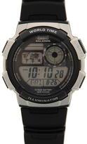 Casio World Time Alarm Chronograph Watch
