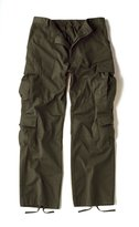 Ultra Force Rothco Vintage Camo Paratrooper Fatigue Pants, - X Large