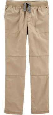 Carter's Little Boys Pull-On Reinforced Knee Pants