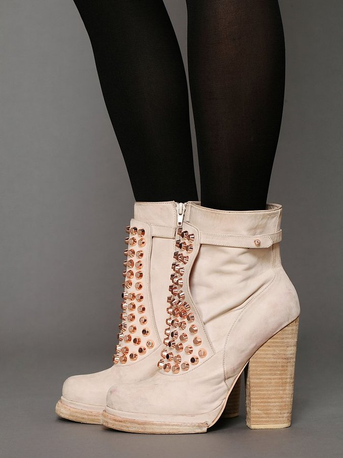 Jeffrey Campbell Scout Heeled Boot