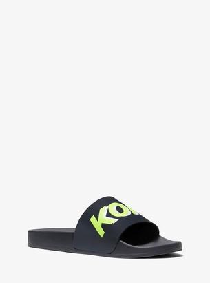 Michael Kors Jake KORS Slide Sandal