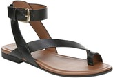 Naturalizer Buckled Ankle Strap Leather Sandals- Tally
