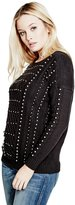 GUESS Florence Embellished Sweater