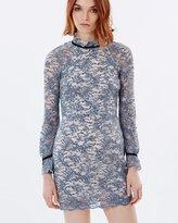 Rebecca Vallance Alexa Long Sleeve Mini Dress