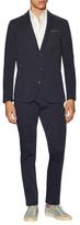 Luca Roda Jacquard Notch Lapel Suit