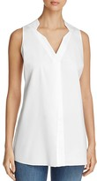 Foxcroft Skylar Sleeveless Tunic