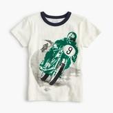 J.Crew Boys' motorcycle race T-shirt