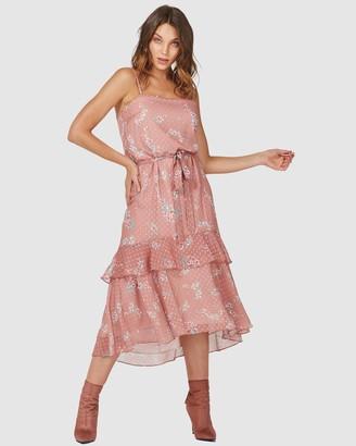 Three of Something Hemisphere Floral Freya Dress