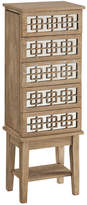 Bungalow Rose Jewelry Armoire