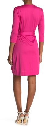 Diane von Furstenberg Julian Wrap Front Dress