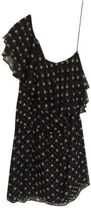 Haute Hippie Black Silk Dresses