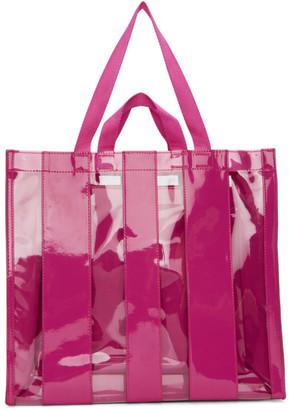 Hope Pink Fair Tote