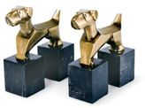 Regina-Andrew Design Regina Andrew Design Doggie Book End/Set of 2