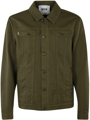 MSGM Classic Buttoned Jacket
