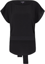 Oxford Alexa Belt Waist T-Top Black X