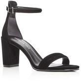 Kenneth Cole Lex Ankle Strap Block Heel Sandals