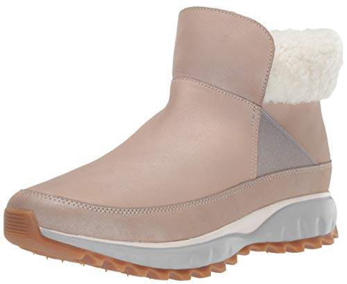d82eae2bfa4 Women's Zerogrand Explore All-Terrain Bootie Waterproof Ankle Boot Dove  Shimmer Leather