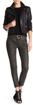 AG Jeans Beau Genuine Leather Slouchy Skinny Jean